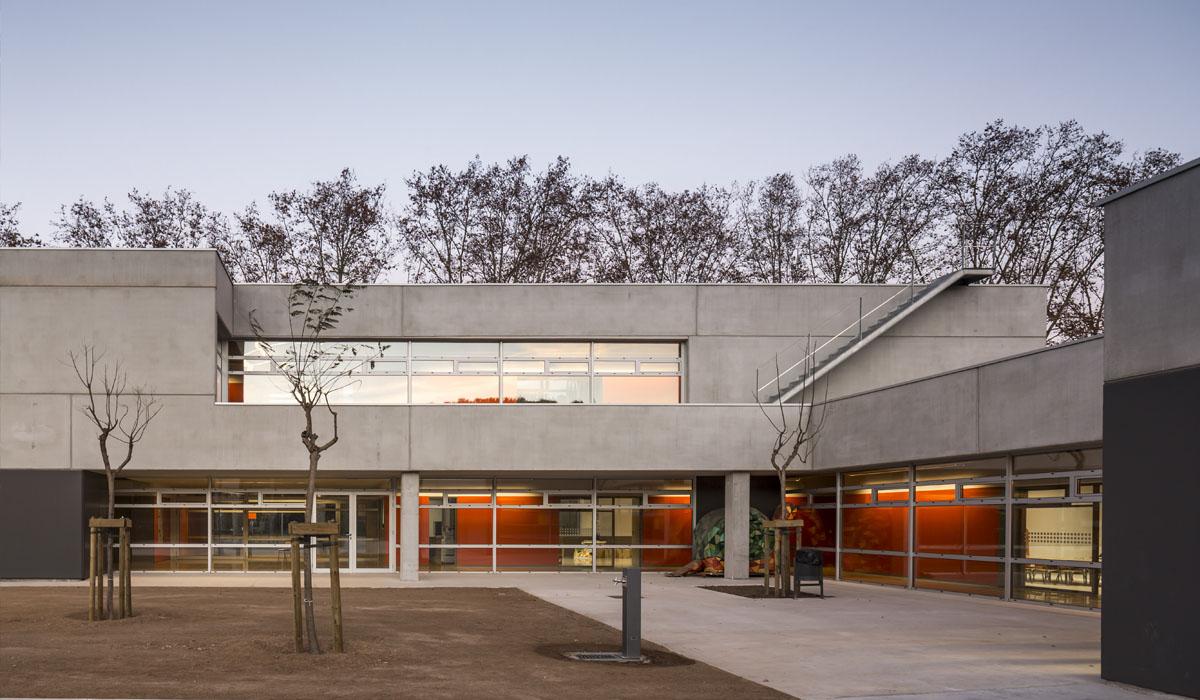 2015. Escola Els Vinyals, Lliçà de Vall
