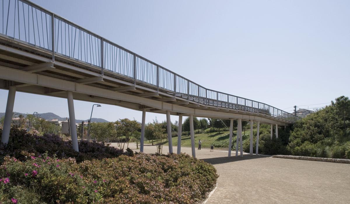 2007. Parc de Can Robert, Sitges