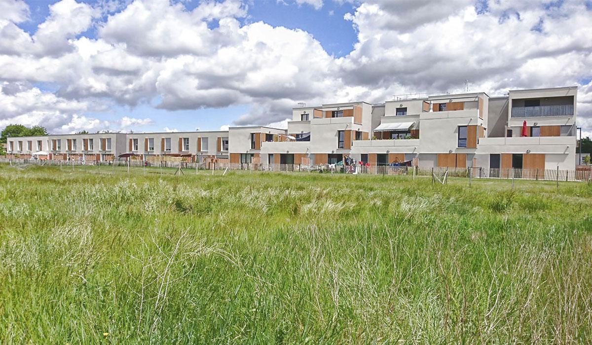 2017. 89 Habitatges a Villenueve Tolosane